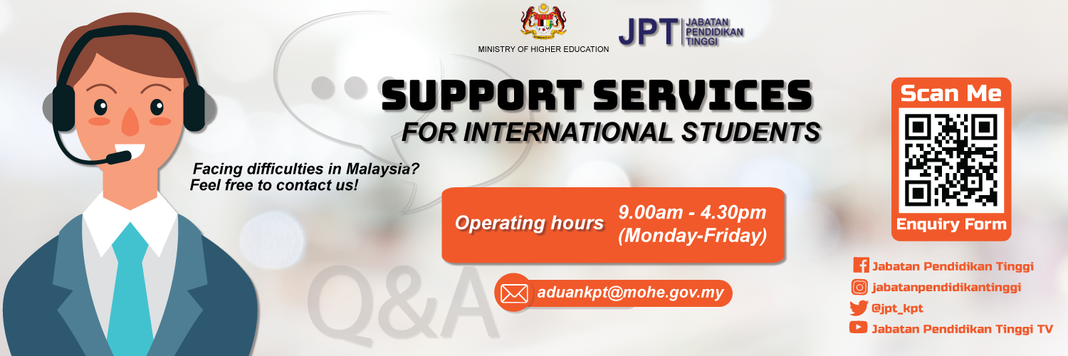 Support Services for International Students